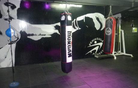 Kippa-Ring Boxing Area