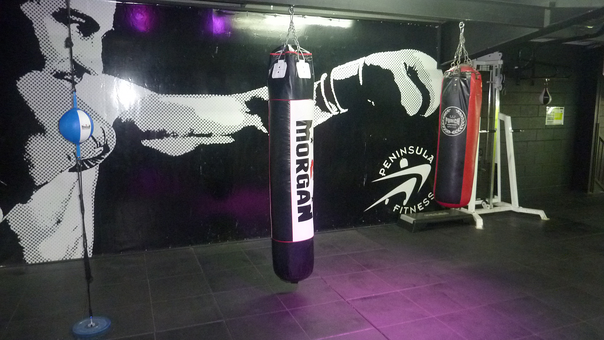 Kippa-Ring Boxing Area