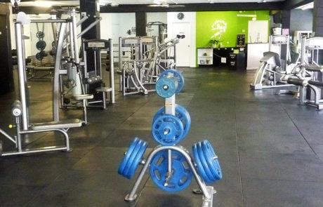 Margate Gym Space