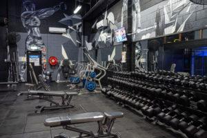 Kippa-Ring Gym Exterior